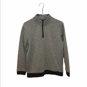 Old Navy Boys Pullover Sweater Grey Size 14-16